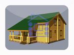 деревянный дом из костромы 171.1 м2